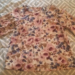 LC FLORAL TOP 🌸🌼🌸🌼